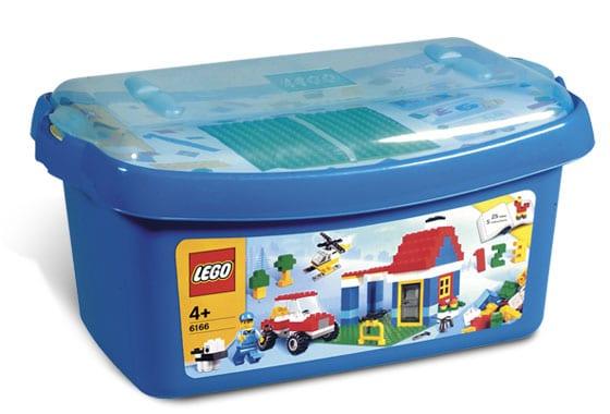 Große LEGO Steinebox (6166)
