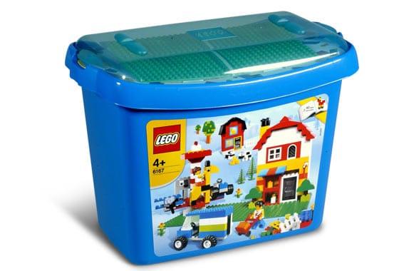 LEGO Steinebox Deluxe (6167)