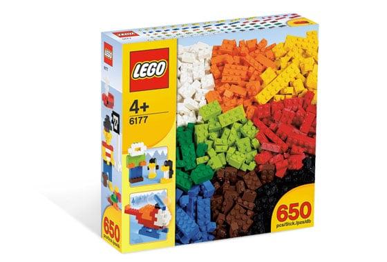 LEGO Grundbausteine Deluxe (6177)